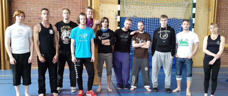 Parkour ledarutbildning i Uppsala